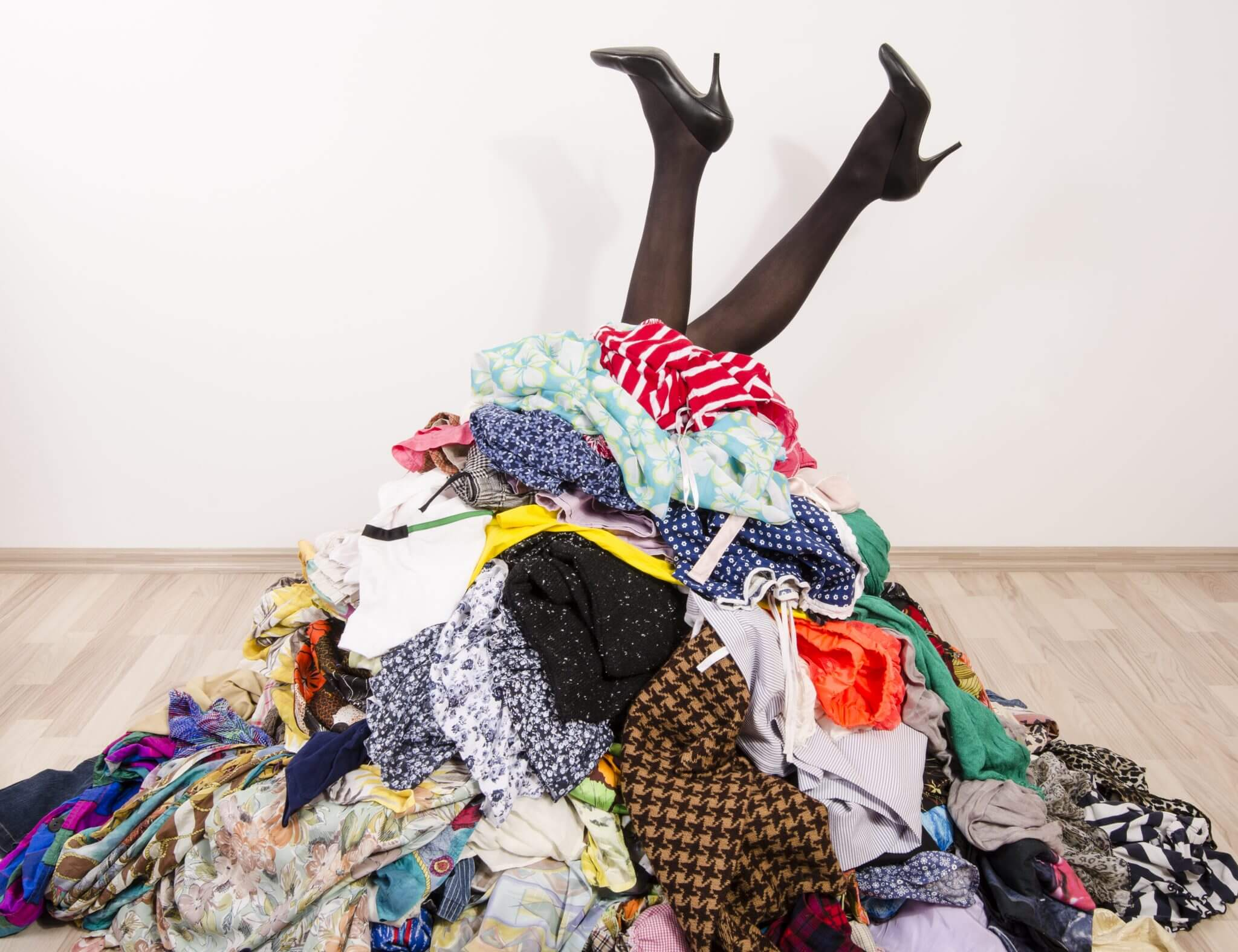 What to Do When There's Just Not Enough Closet Space